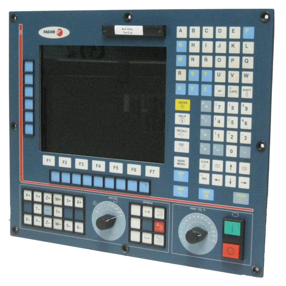 Fagor 8040 Cnc Cnc Parts Dept Inc