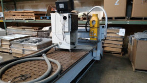 Hendrick 3 Axis CNC Router C486