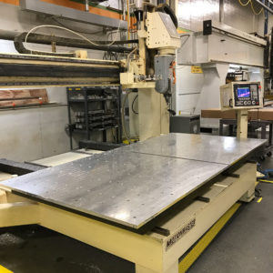 Motionmaster 5 Axis CNC Router E485