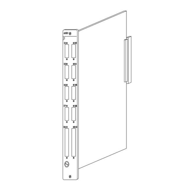 Fagor 8055 Axes VPP Module