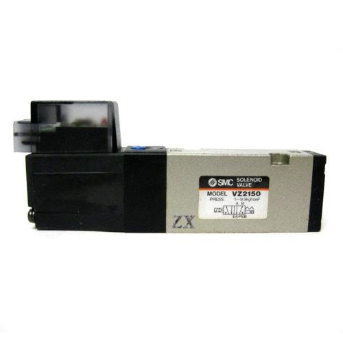 SMC VZ2150 5MZ 12VDC Solenoid 322476860876