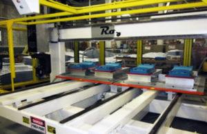 Royce 5 axis CNC router E493