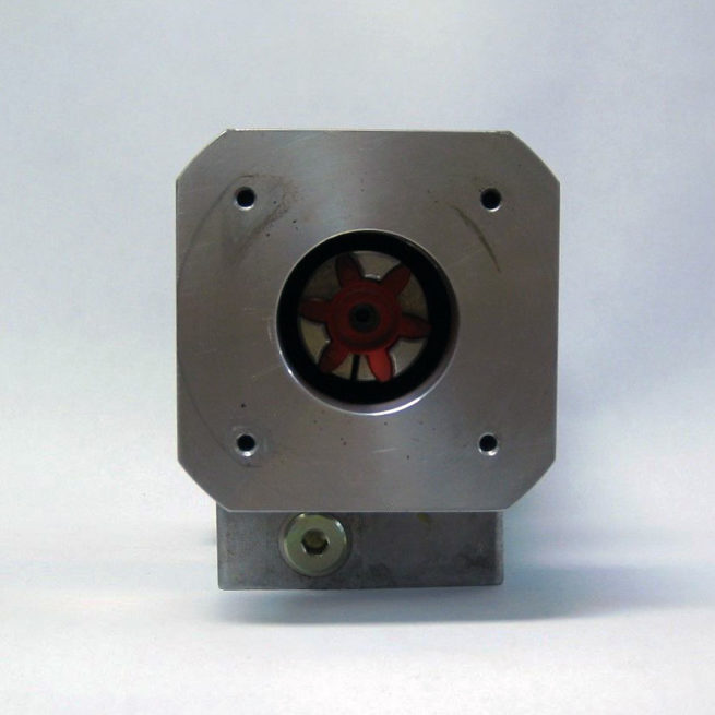 Textron B0410 A158 Cone Drive Right Angle Gear Reducer 222530682938 3