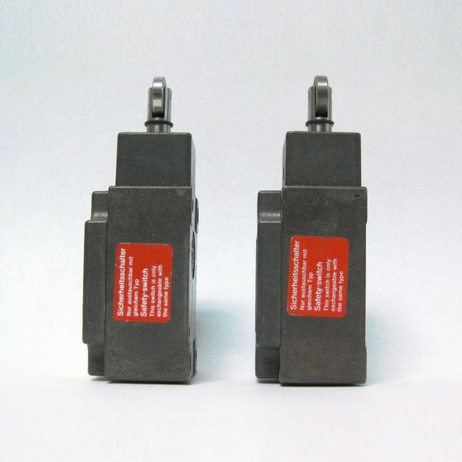 Euchner NZ1RL-511 Roller Plunger Limit Switches