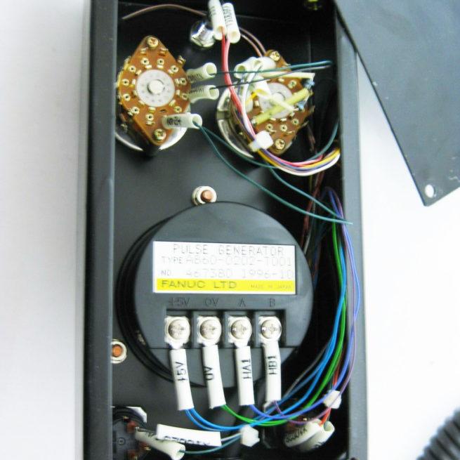 Fanuc Model AB60-0202-T001 2