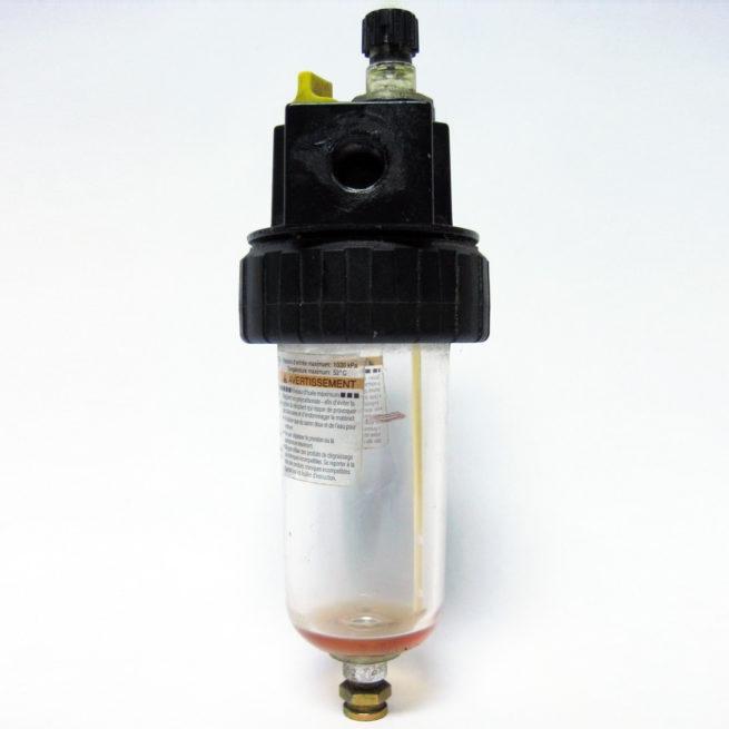 Pneumatic Precision Regulator and Lubricator Kit 322544033764 3