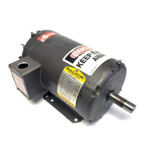 Baldor Industrial Motor 35AO1T123 used iso