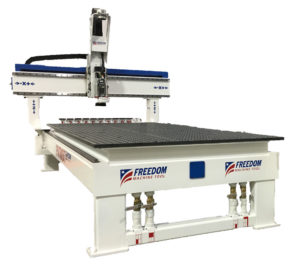 FMT Patriot 5×10 Plus 3 Axis CNC Router