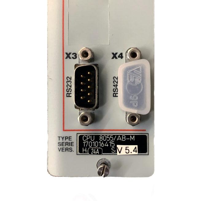 Fagor CPU 8055 AB-M Module 3