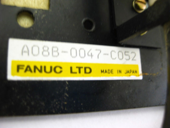GE Fanuc Cable with Punch out Plate A08B 0047 C052 322626515008 4