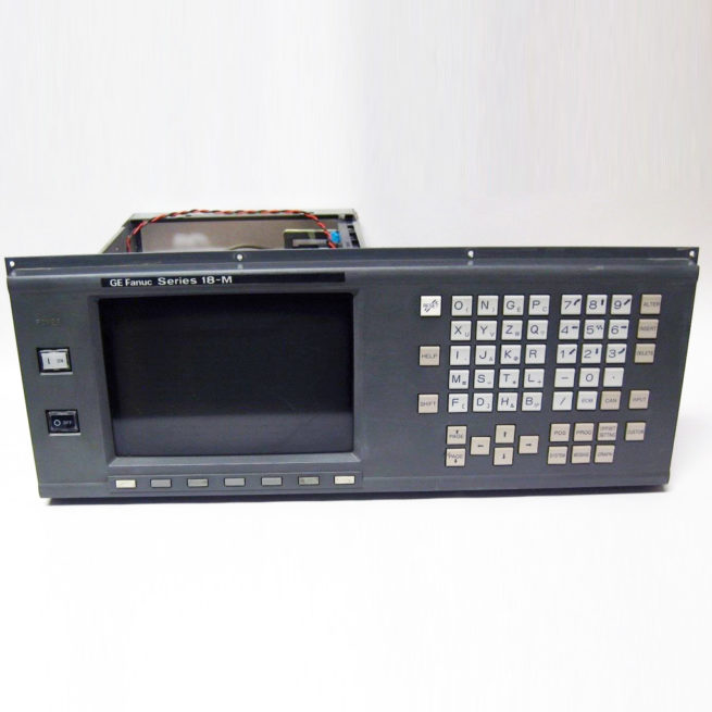 HMI XA02B-0120-CE51 GE Fanuc Series 18-M 3