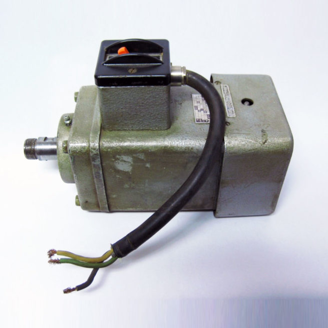 Perske VS 60.08-2 3.5hp Spindle Motor