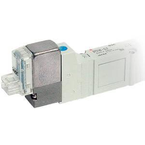 SMC SY5120-5LZ-01T SY5000 Series Solenoid Valve