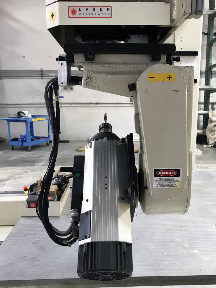 Thermwood 5 Axis CNC Router E503