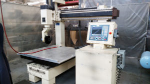 Motionmaster 5 Axis CNC Router E507