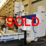 Used Quintax 5 Axis CNC Router E506