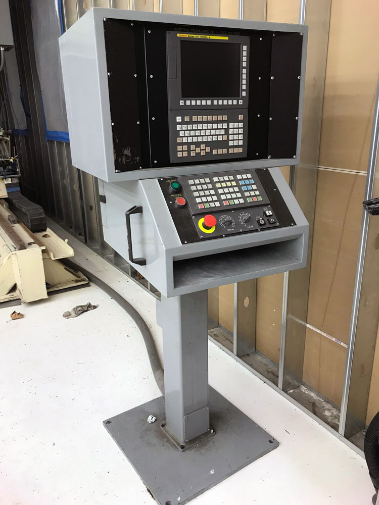 Motionmaster 5 axis CNC router