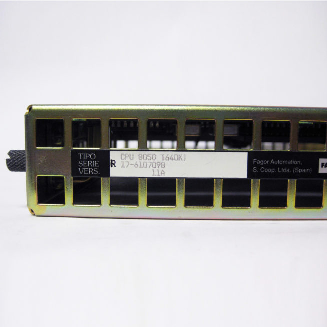 Fagor 8050 640K CPU Module 4