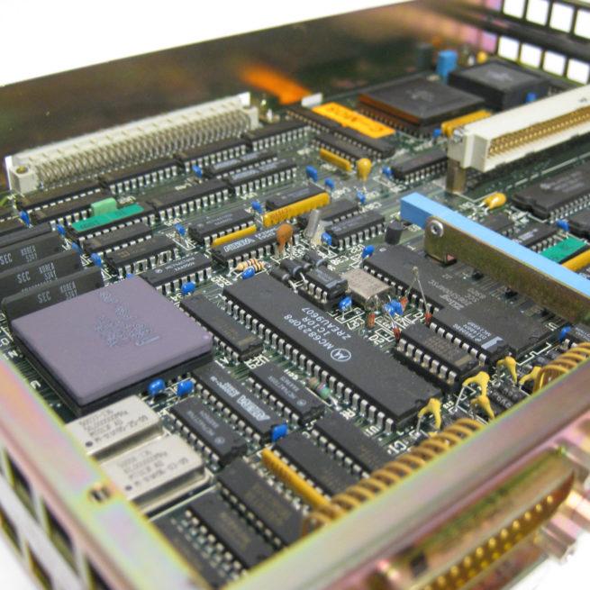 Fagor 8050 640K CPU Module 7