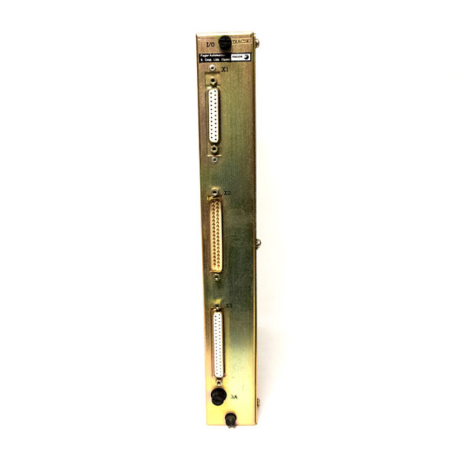 Fagor 8050 I/O Module 3 3