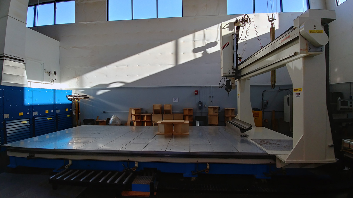 Thermwood 5 Axis CNC Router E528