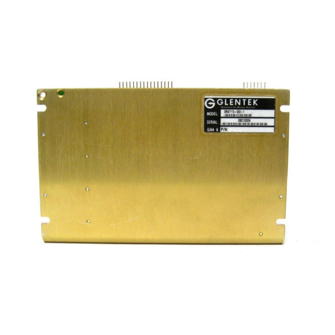 Glentek SMA7115-05E-1 DC Brush Servo Amplifier 01