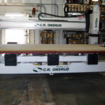 C.R. Onsrud 3 axis CNC router C532