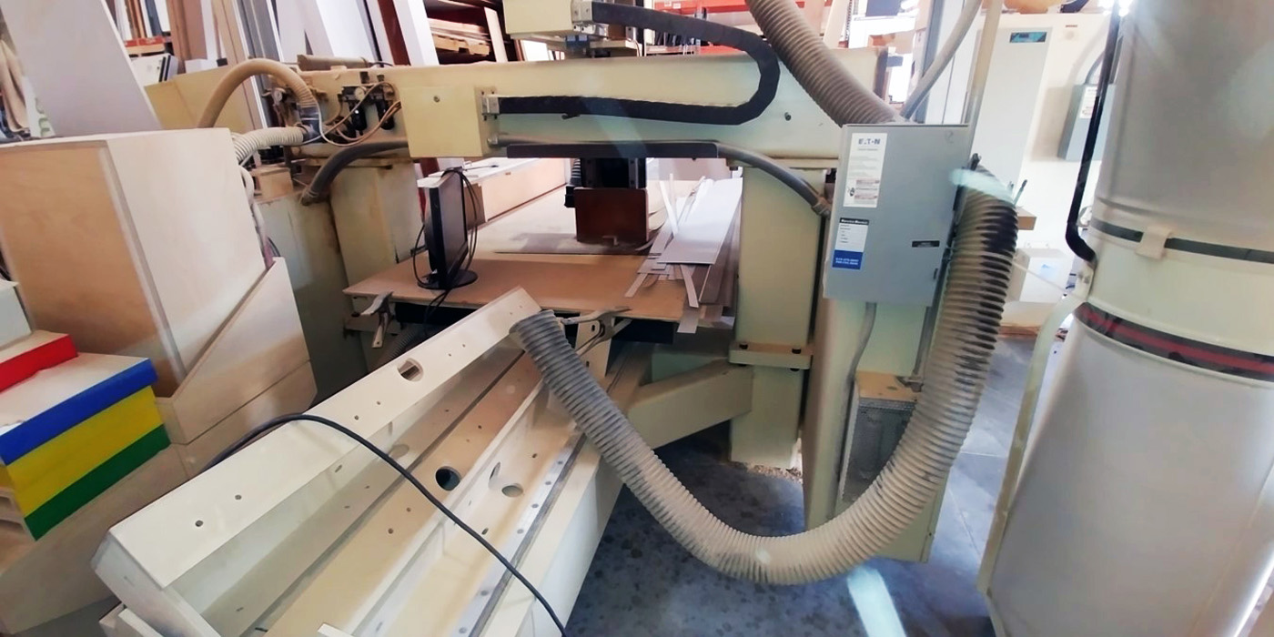 Motionmaster 3 Axis CNC Router C539