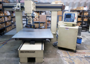 Motionmaster 5 Axis CNC Router E541 1