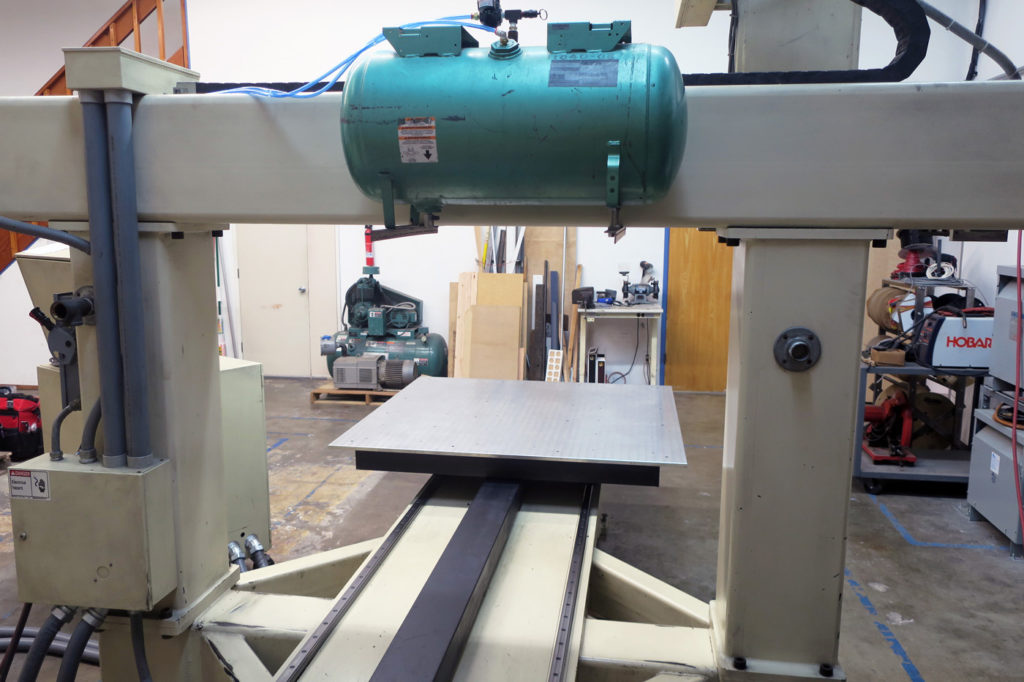 Motionmaster 5 Axis CNC Router E541 2