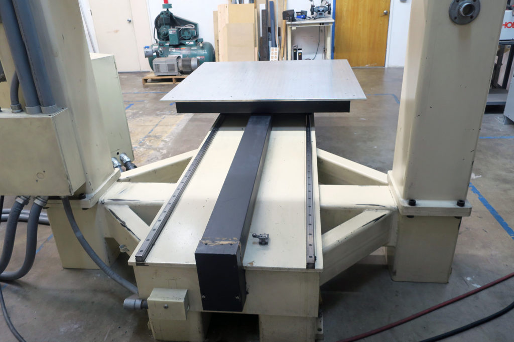 Motionmaster 5 Axis CNC Router E541 3