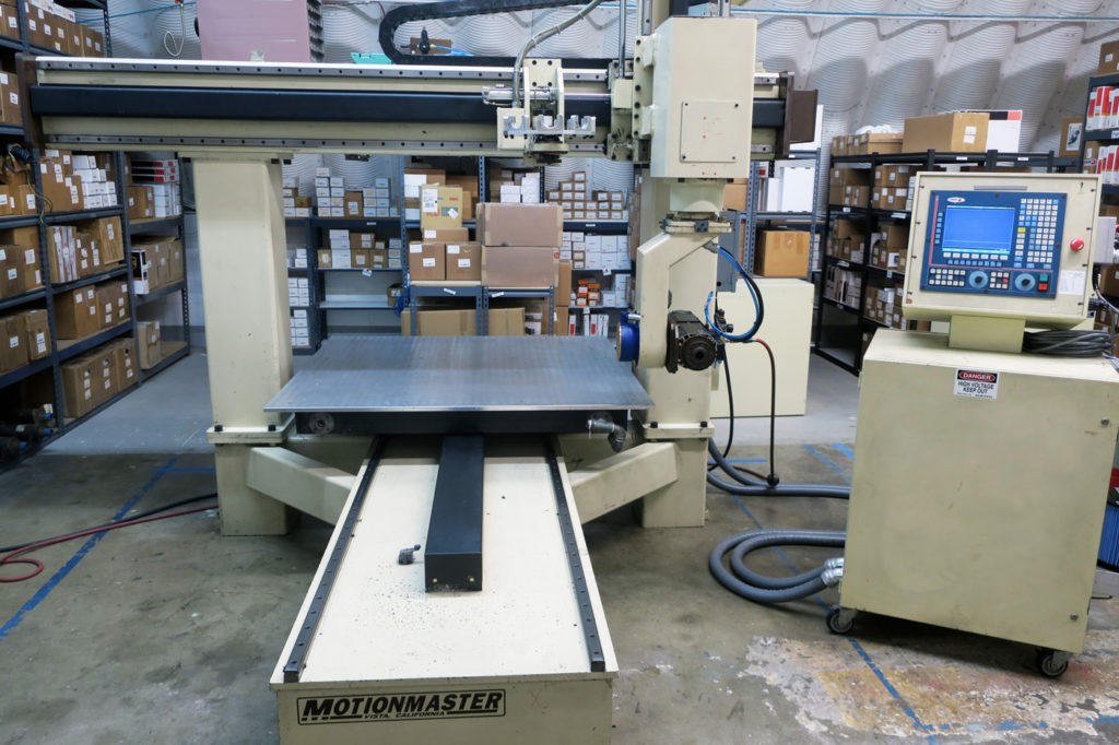Motionmaster 5 Axis CNC Router E541 5