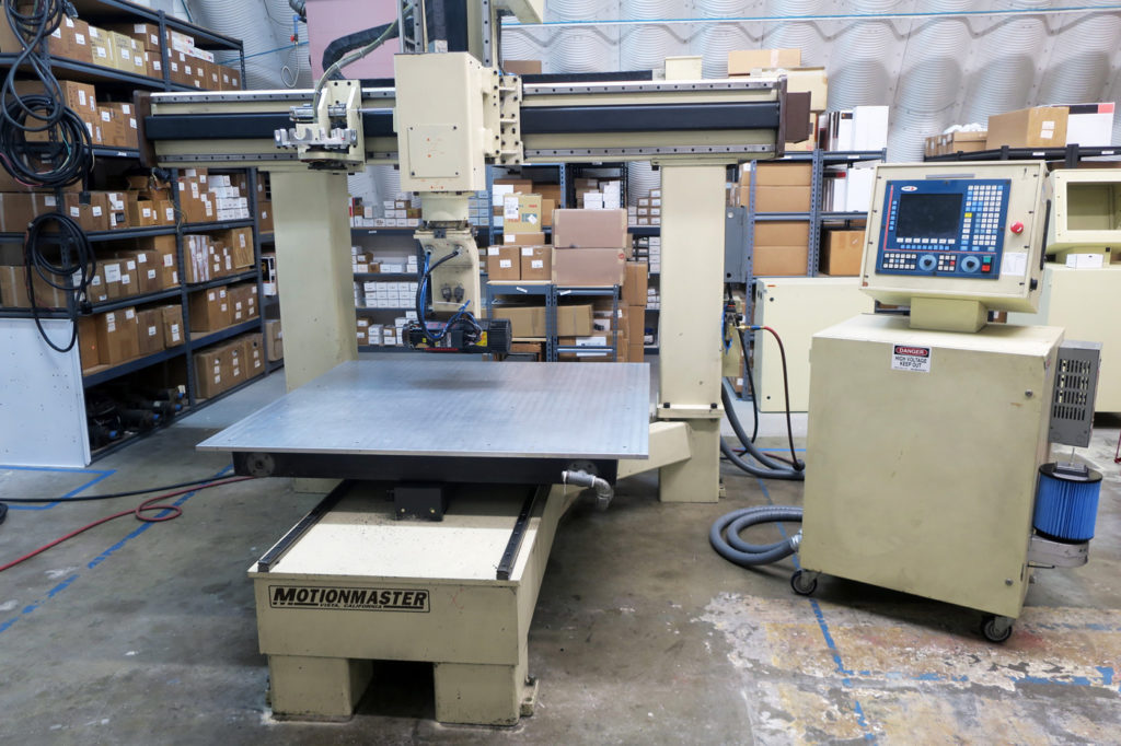 Motionmaster 5 Axis CNC Router E541 6
