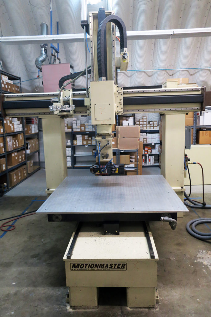 Motionmaster 5 Axis CNC Router E541 7
