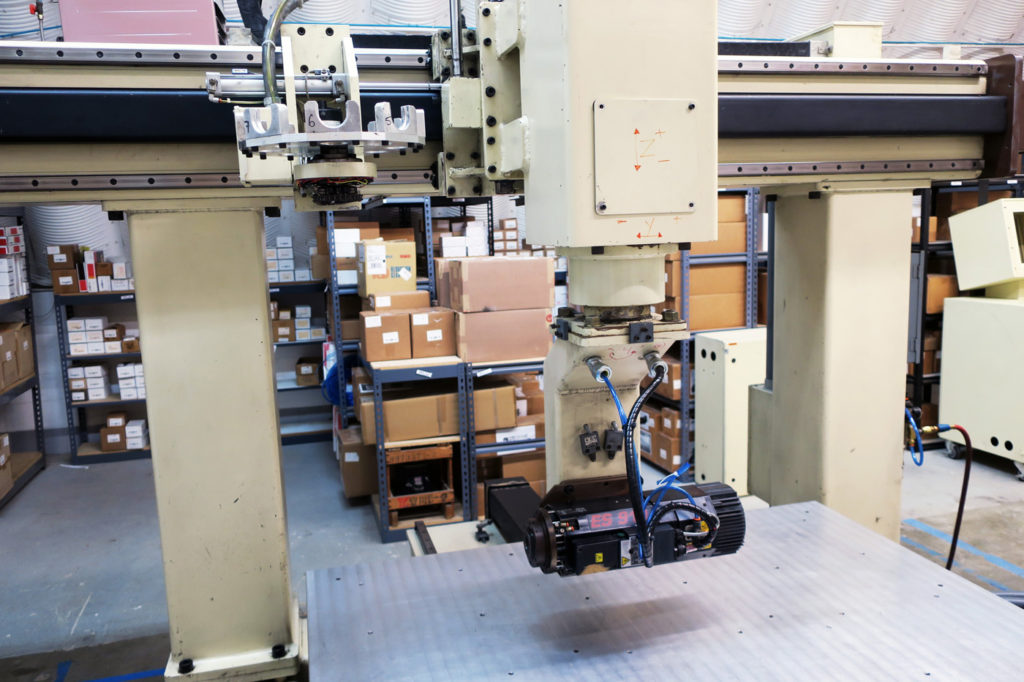 Motionmaster 5 Axis CNC Router E541 9