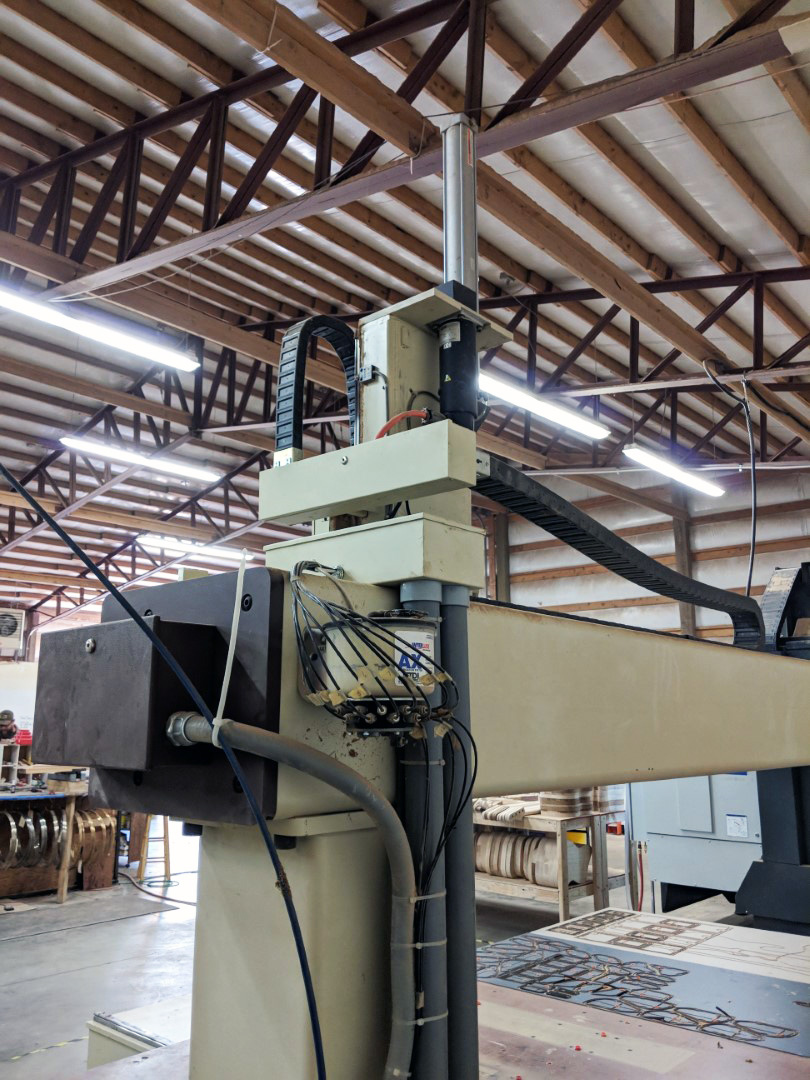Motionmaster 3 Axis CNC Router C558
