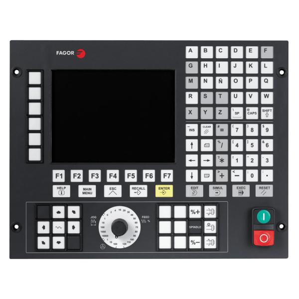 Fagor 8037 CNC Controller