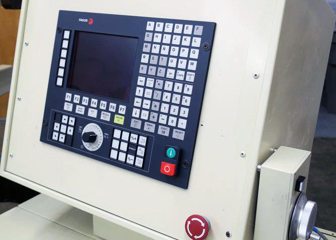 Fagor CNC retrofits / Fagor controller retrofits