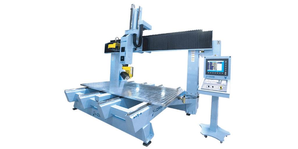 DMS CNC Router Machine