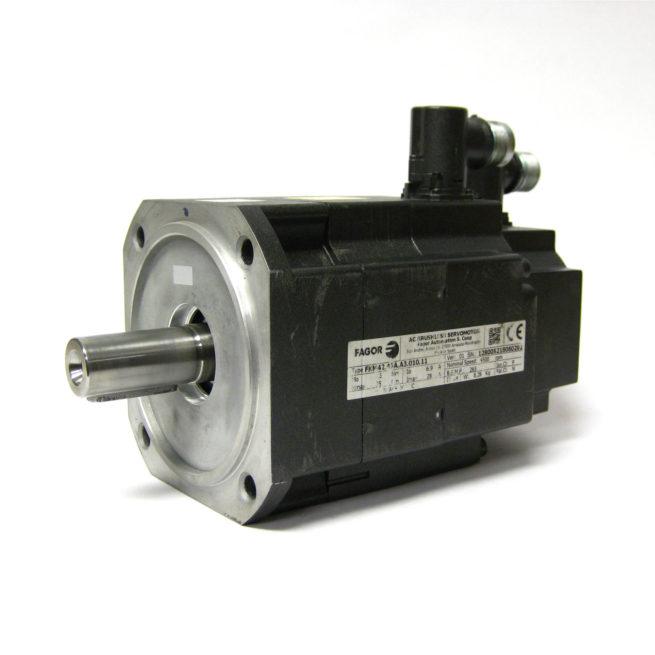 Fagor FKM42.45A.A3.010.11 Brushless AC Servo Motor 1