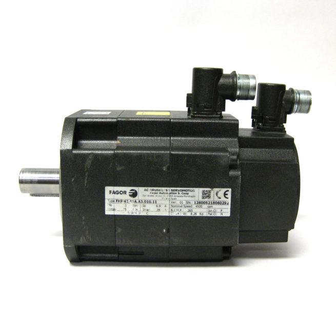 Fagor FKM42.45A.A3.010.11 Brushless AC Servo Motor 3