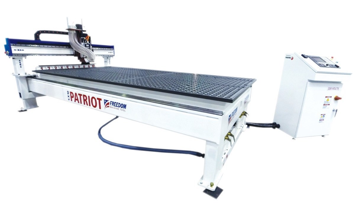 Freedom 3 Axis CNC Routers