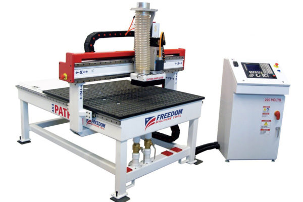 Freedom 4 - 3 Axis 4x4 CNC Router
