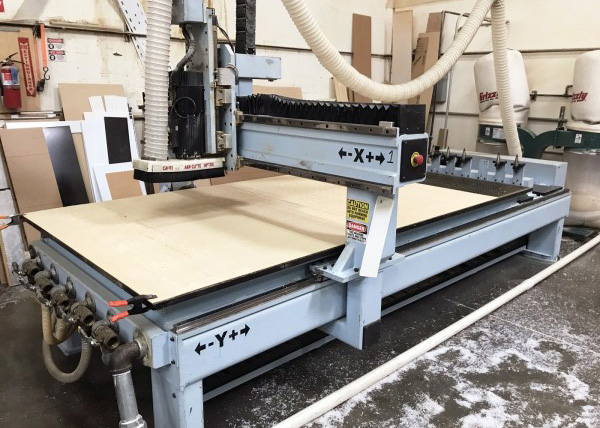 3 Axis CNC Routers For Sale