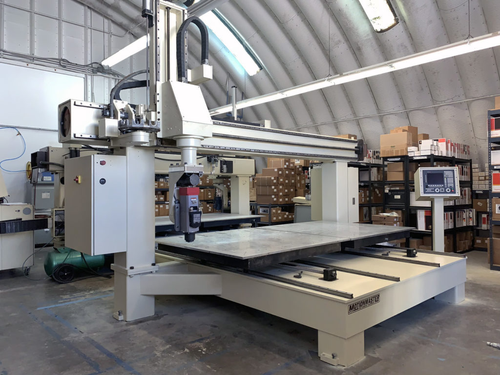 Motionmaster 5 Axis CNC Router Refurbish E547 2