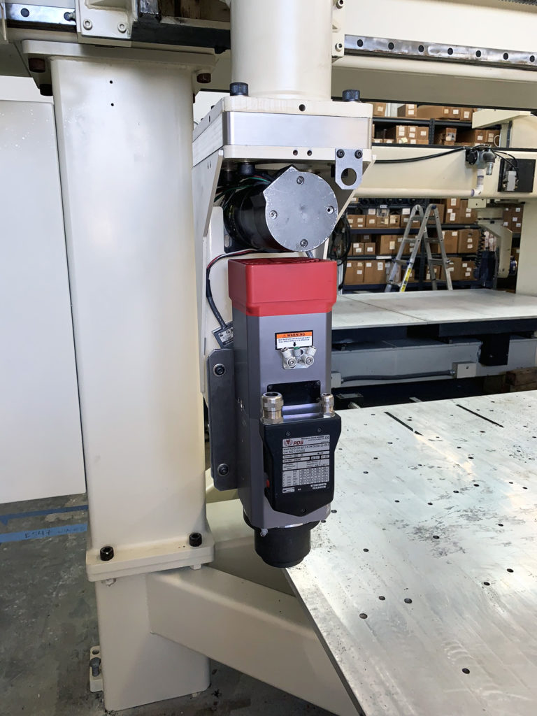 Motionmaster 5 Axis CNC Router Refurbish E547 3