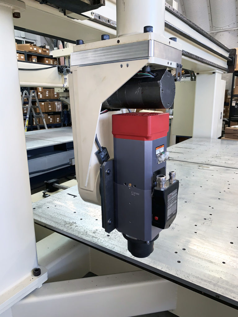 Motionmaster 5 Axis CNC Router Refurbish E547 4