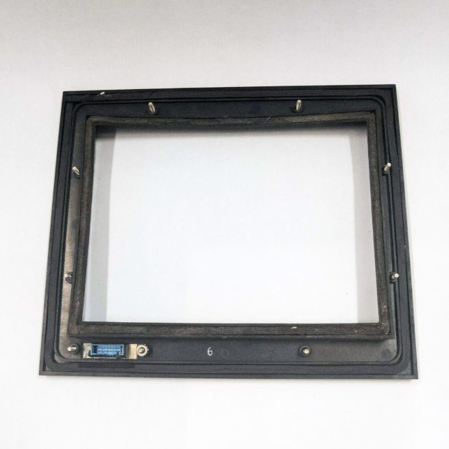 Allen Bradley 8400 Monitor Bezel 223614191040 2