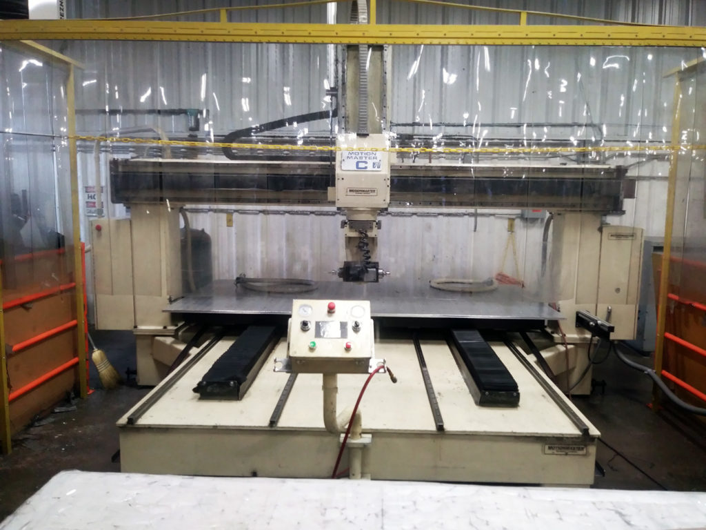 Motionmaster 5 Axis CNC Router E595 04