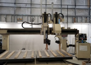 Motionmaster 5 Axis CNC Router E599 featured